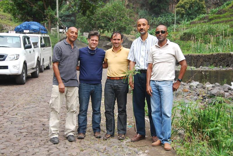 Presentación proyecto de tratamiento de aguas residuales para Penha de França