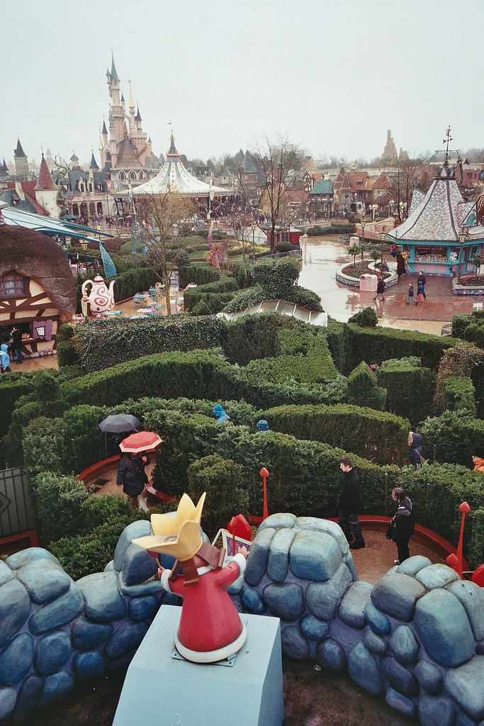 Another view of Disney