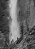 Detail, Upper Yosemite Falls by Robin Black Photography