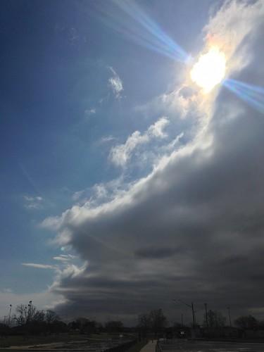 Sun Emerging