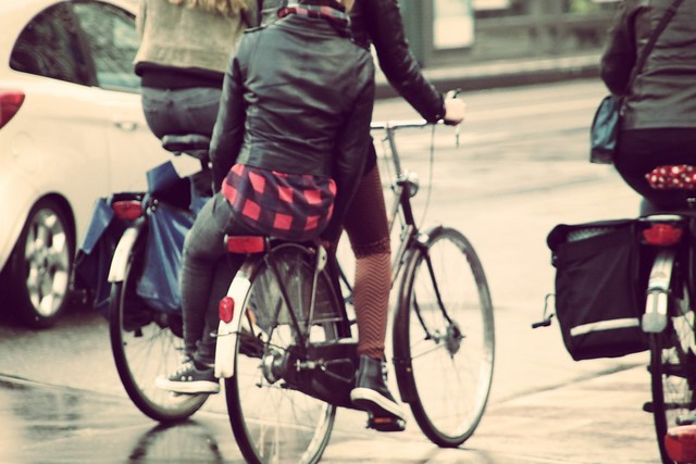 3 ways to cycle together