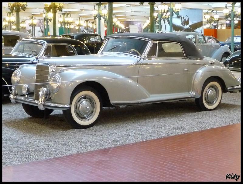 Mercedes Benz 300 S Cabriolet - 1955