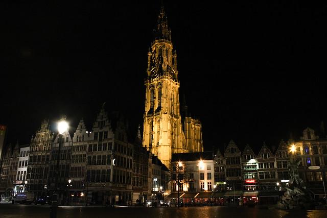 Amberes en Bélgica