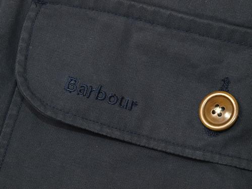 Barbour / Rook Jacket