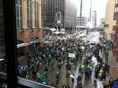 2014-3-17 Saint Patrick's Day parade in Saint Paul