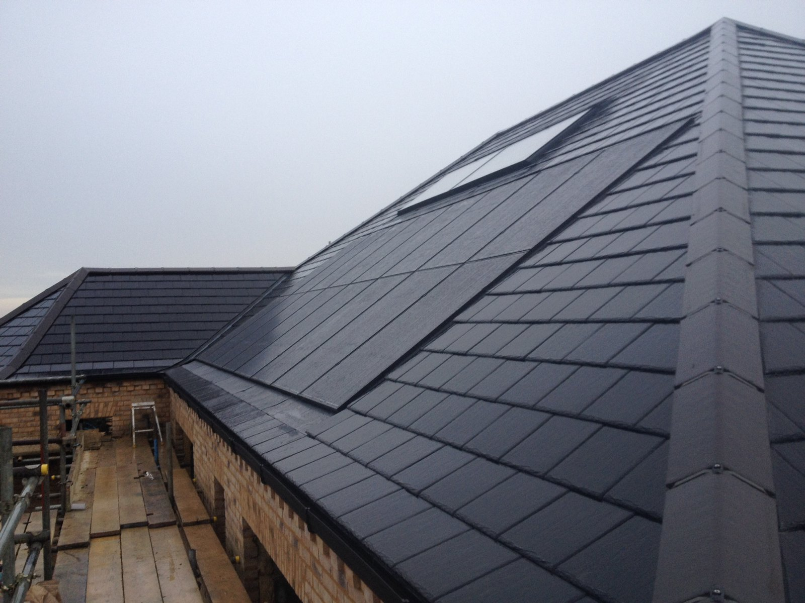 Gse Solar Pv Roof Integrated In Roof Mounting System For