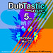 DUBTASTIC 5th birthday mixcd 1 cover
