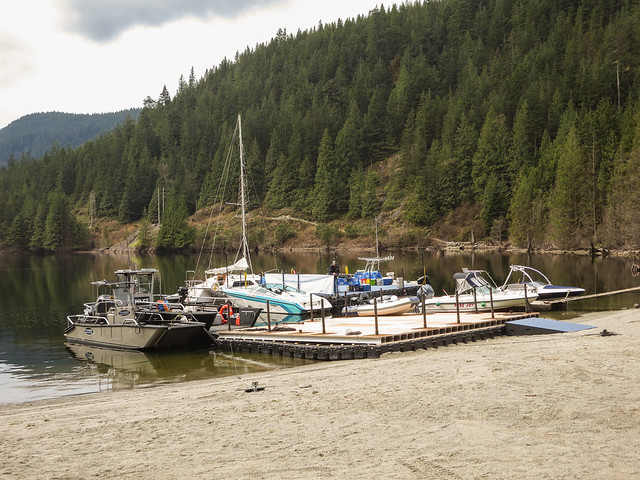 Boats at North Beach