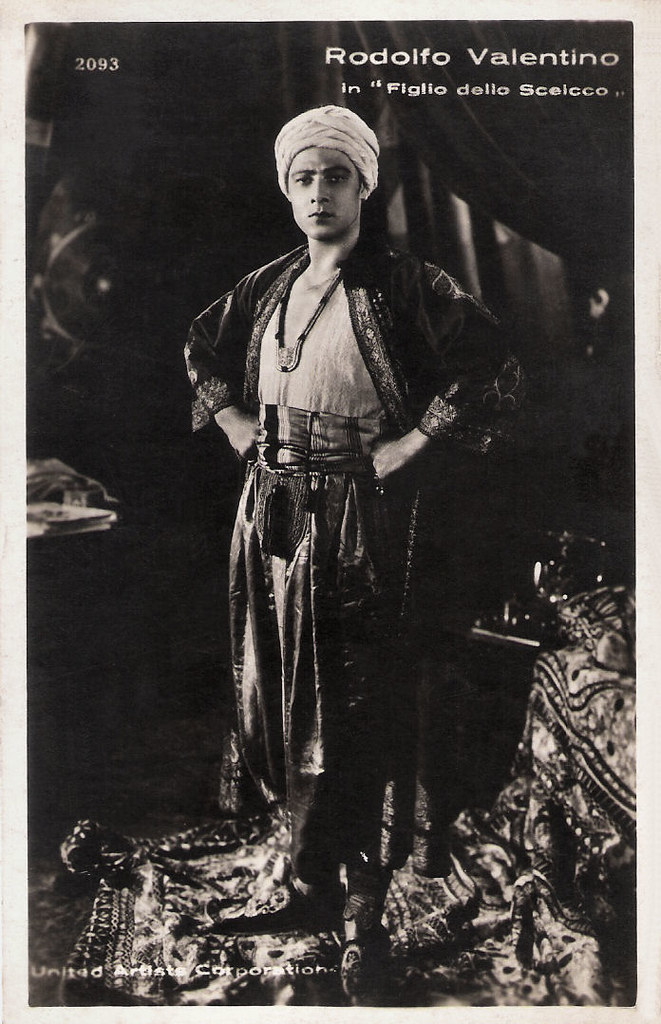 Image result for the son of the sheik 1926