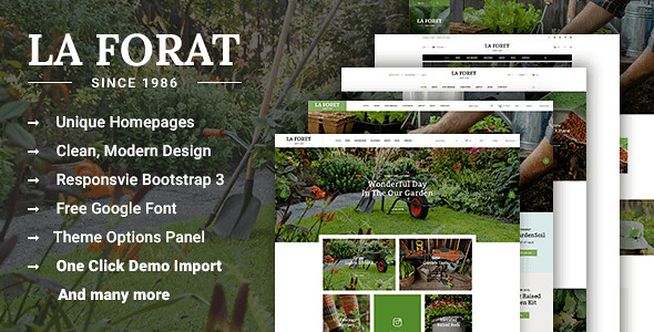 LaForat WordPress Theme free download