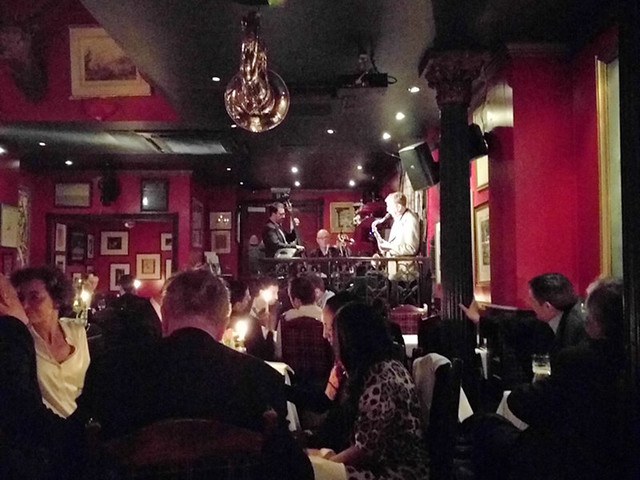 jazz @ Boisdale of Belgravia