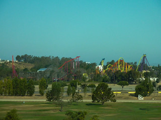 Photo 1 of 10 in the Six Flags Discovery Kingdom gallery