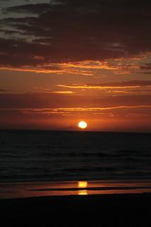 Barrosa sunset 3