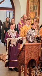 Литургия в Спасском соборе 460