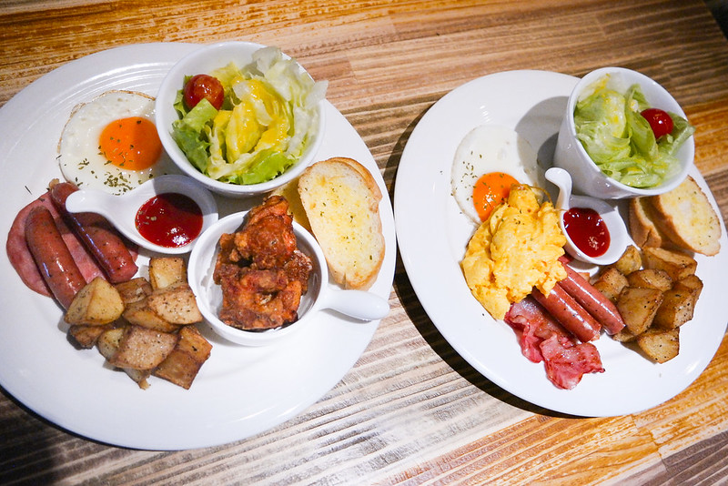 【台南美食】圈子 早午餐 咖啡店 親子友善餐廳~ 附育嬰室!飲料無限續杯!還有正餐、下午茶!
