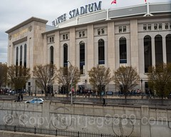 Yankee Stadium, The Bronx, New York City