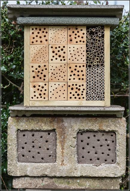 Garden Bee-hotel