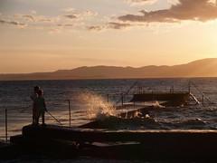 Sunset, Cesme, Turkey