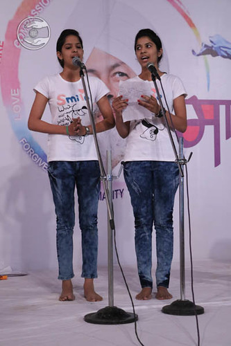 English devotional song by Ritik and Saathi from Bhubneshwar, Odisha