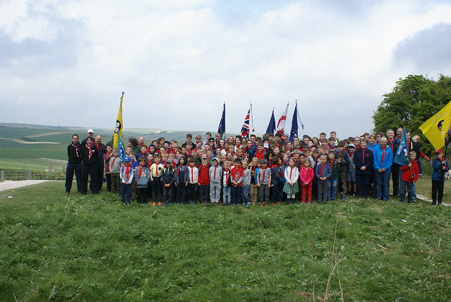Group: St George's Day Hike 2017
