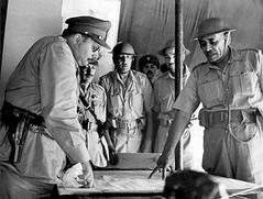 King Farouk in 1948