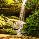 Ferne+Clyffe+Waterfall