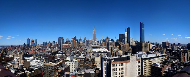 Roof Panorama