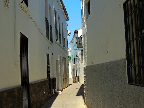<Calle Peligro> Coín (Málaga)