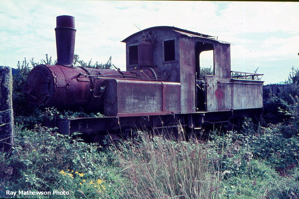 A Price Cb at Nelson creek in 1966