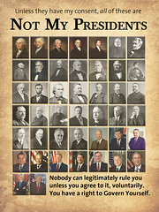 Not My Presidents