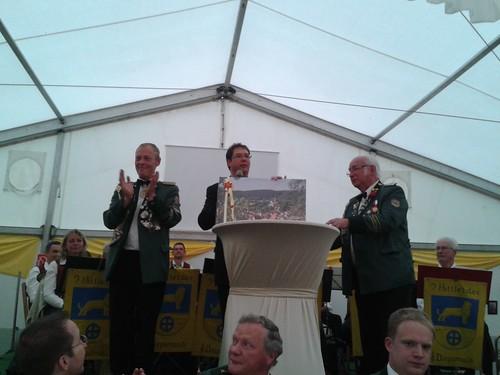 135. Volksfest und Vogelschießen in Eißendorf