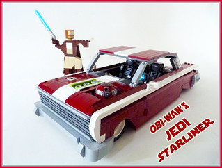 Obi-Wan's Jedi Starliner