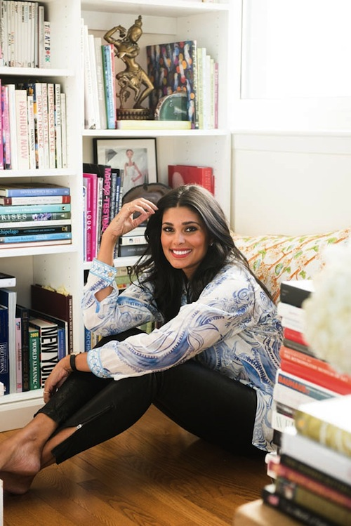 Rachel Roy the Coveteur