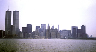 New York   -   New York City from Circle LIne    - 22  June 1985