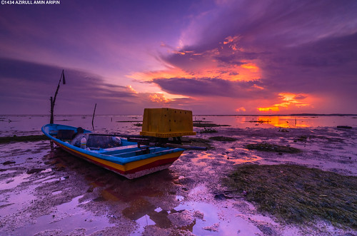 ..Colourfull boat..