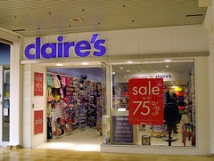 Picture of Claire's Accessories, 24 Whitgift Centre