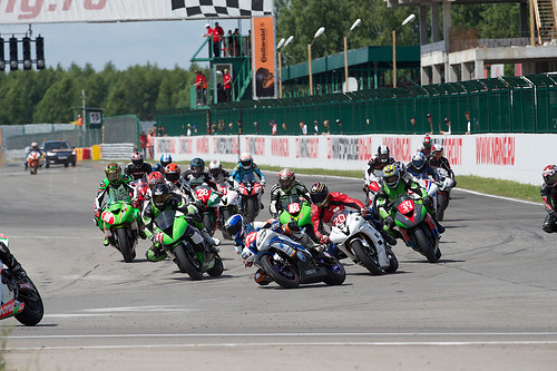 Motorrika Racing: RSBK 2 stage