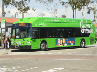 bus transit in Culver City (Los Angeles), CA (by: Javon Stoneham, creative commons)