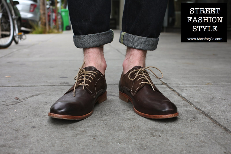 man morsel monday, thesfstyle, sfstyle, san francisco fashion blog, dark brown leather oxfords, linen shirt, men's summer fashion, menswear,