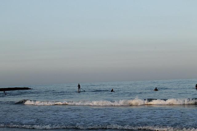 surf y paddle surf  - grao de castellón