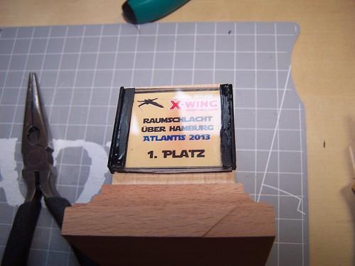 Meine selbstgebauten X-Wing Trophäen (viele Bilder) 9220454305_b58ca0d716