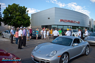 Porsche Coffee & Cars