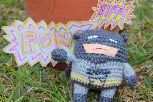 batman pow biff