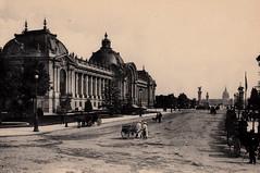 Champs-Élysées. - Le Petit Palais