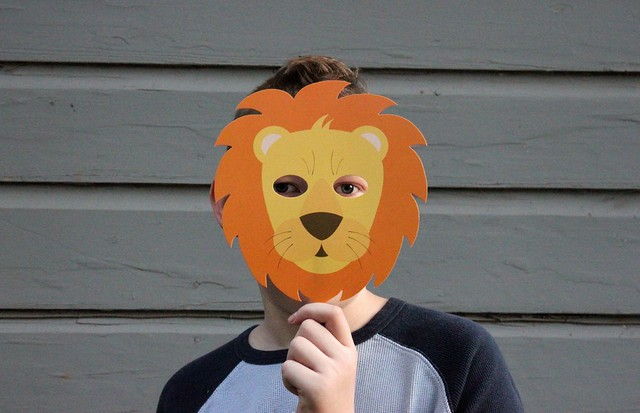 Lion Look