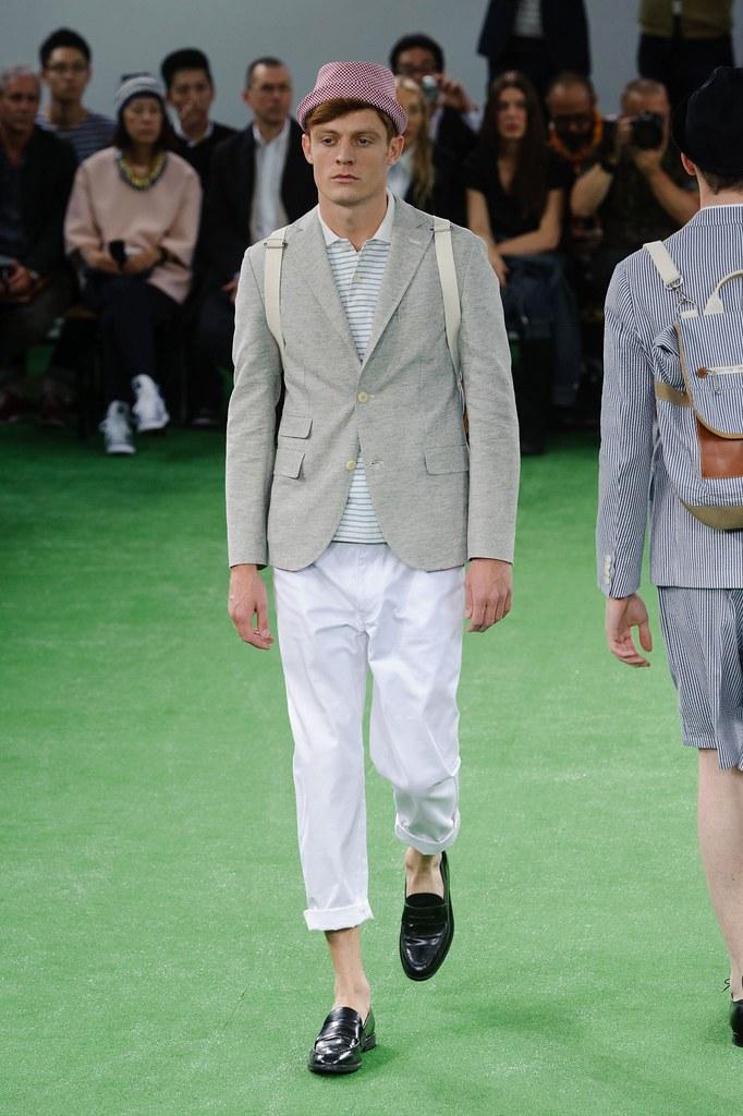 SS14 Paris Junya Watanabe032_Robin van der Krogt(fashionising.com)