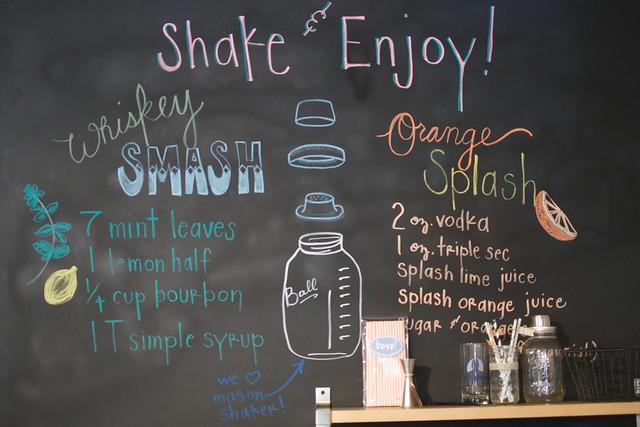 shake and enjoy