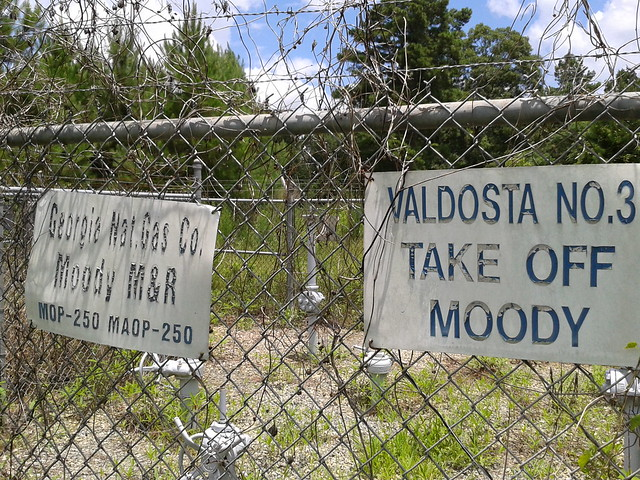 Valdosta No 3. Take Off Moody