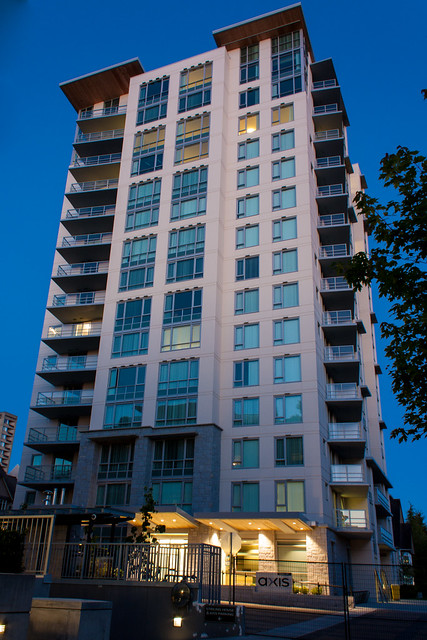 Columbia Square Apartments Hollywood