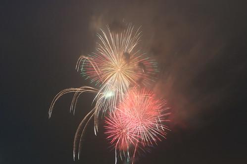 the 28th Kanagawa Shimbun Fireworks Festival 23